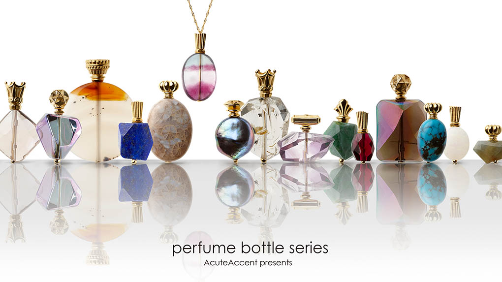 perfume bottle series - all